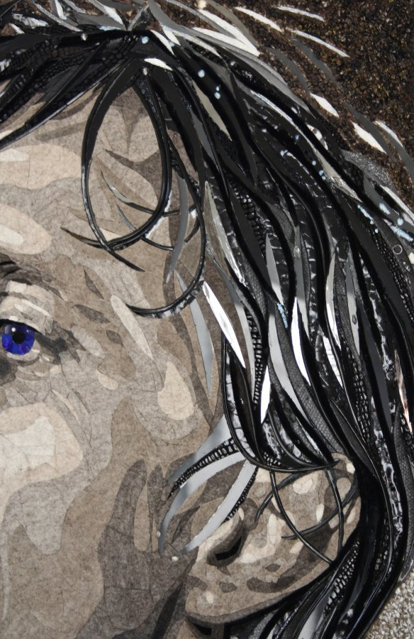 """Detail """"Johan Cruijff"""""""